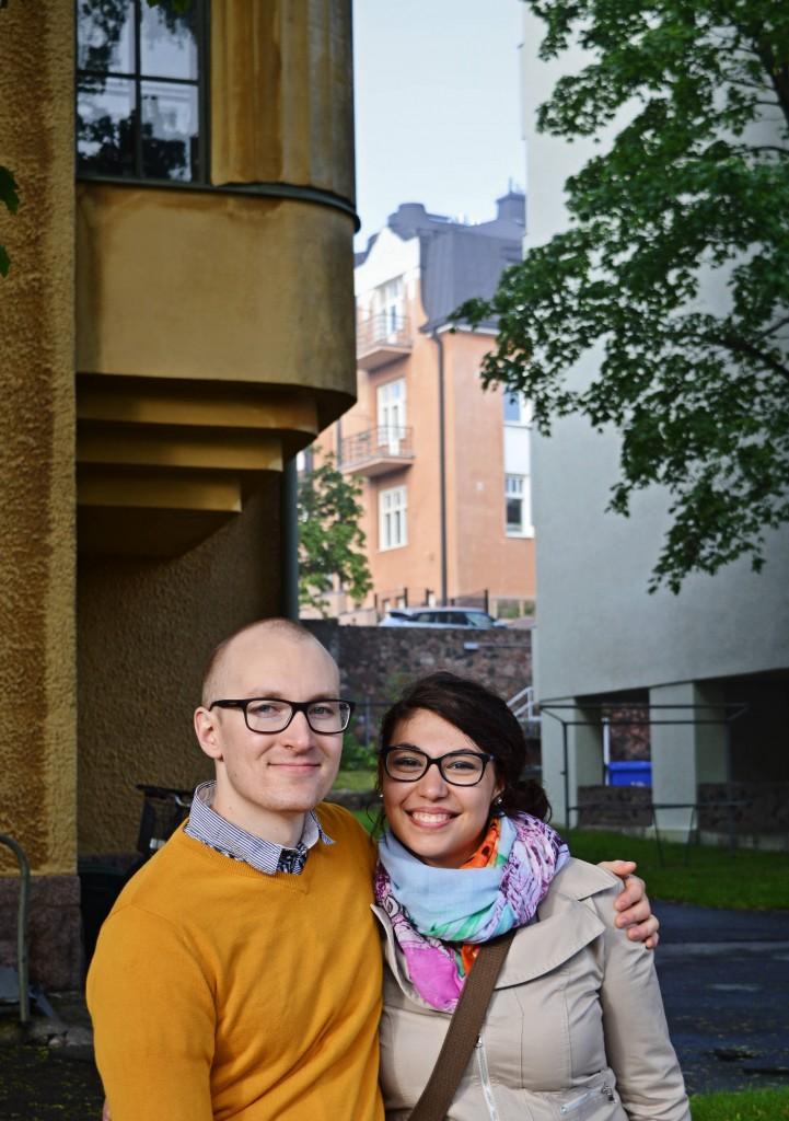 Trip in Helsinki by Due fili d'erba